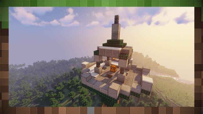 Мод Башни дикой природы