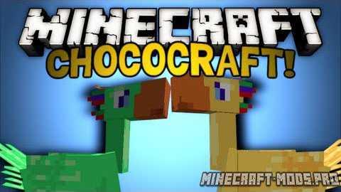 Мод ChocoCraft