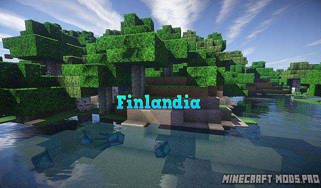 Текстуры Finlandia