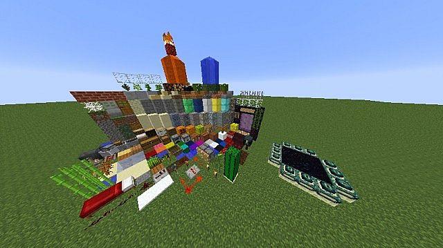 скрин текстуры Supracraft 128x