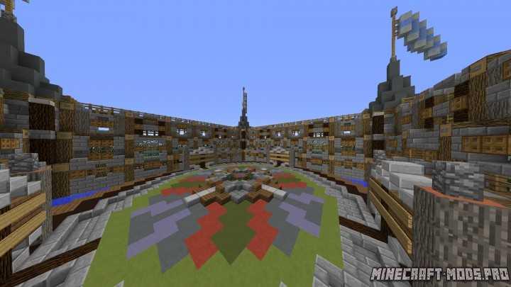 Карта Lobby Medieval