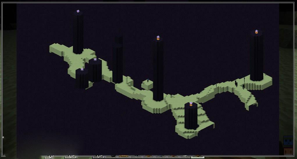 скрин 3D мини-карта