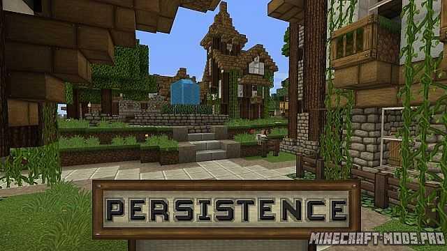 Текстуры  Persistence