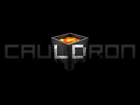 Готовый сервер KCauldron