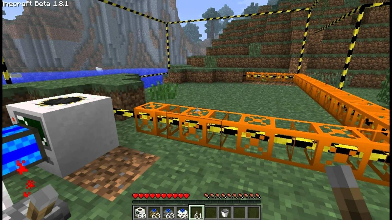 Мод BuildCraft скриншот