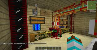 скрин Мод BuildCraft