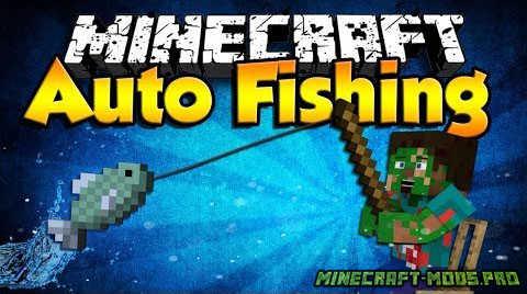 Мод Автоматическая Рыбалка