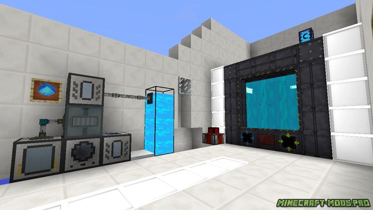 картинка Мод Реакторы и Электричество для Машин