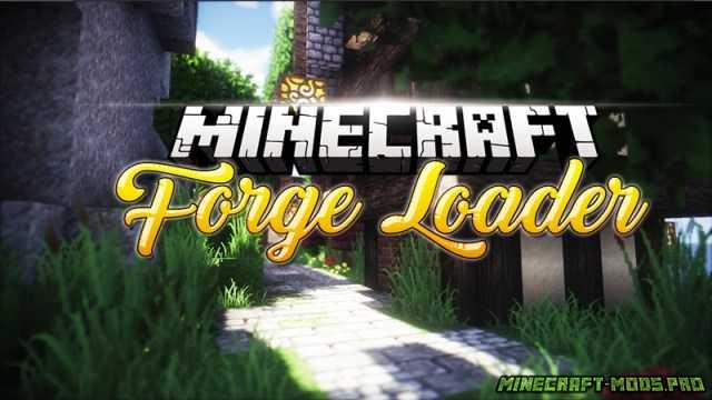 скриншот фото Minecraft Forge