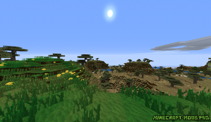 скриншот фото Текстур Пак Древний Мир