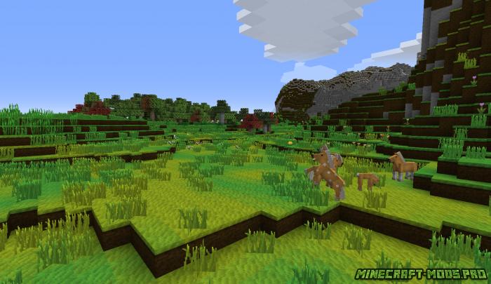 Текстур Пак Древний Мир скриншот