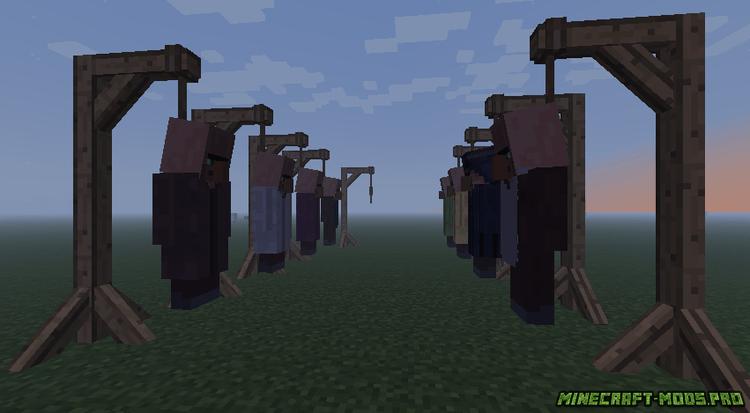 Мод GraveStone скриншот