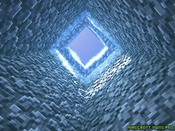 Ресурспак 3D Craft скриншот