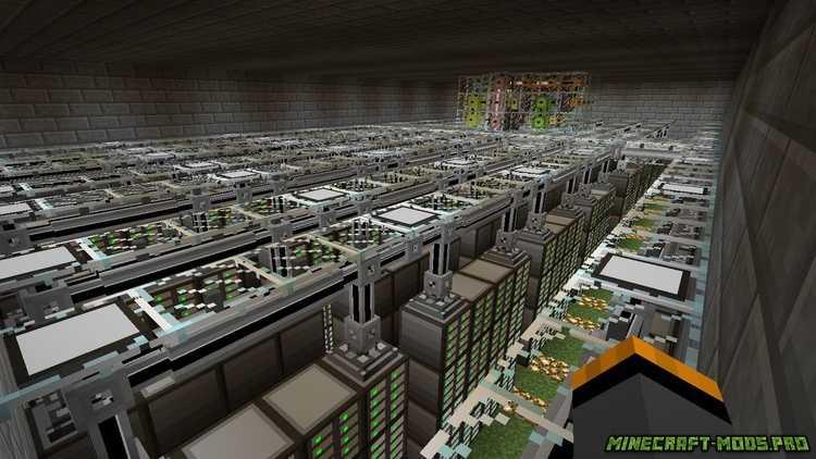 фотография Мод Applied Energistics 2