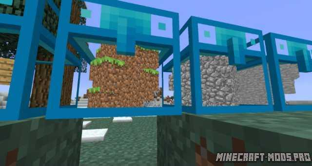 картинка Мод Железные сундуки