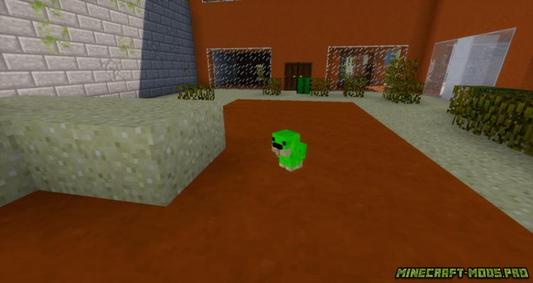 скриншот фото Мод Маленькие Собачки