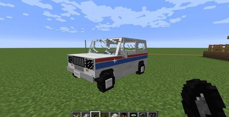 скриншот фото Мод Транспортный симулятор