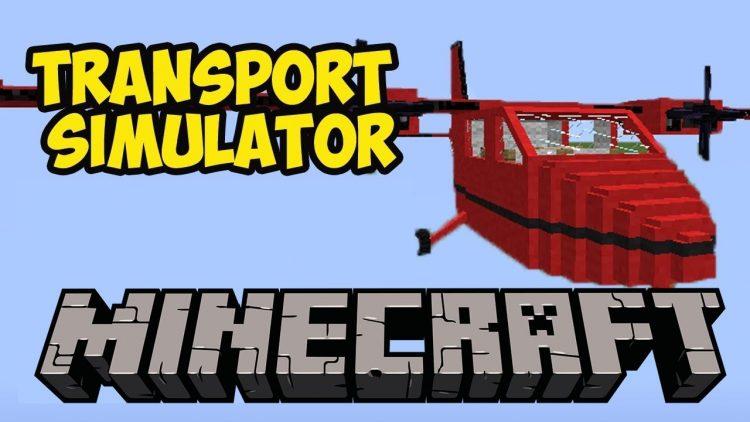 Мод Транспортный симулятор