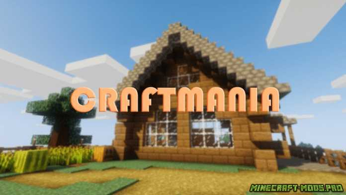 Текстуры CraftMania
