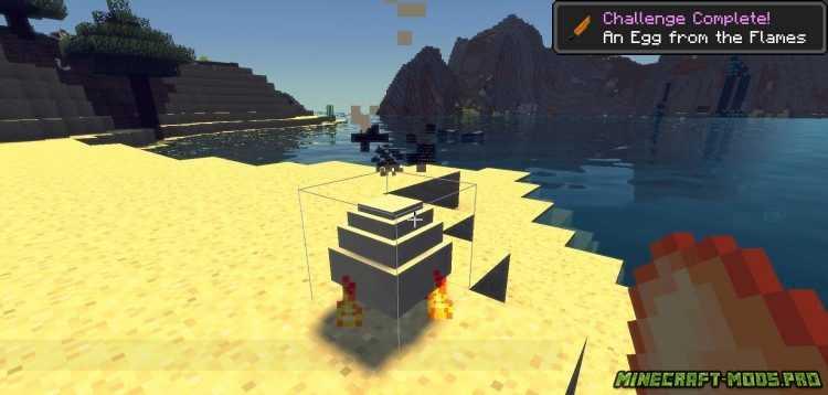 скриншот фото Мод Экзотические Птицы