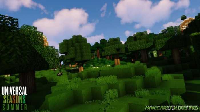Текстуры 4 сезона скриншот