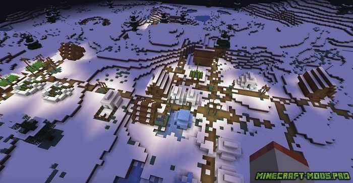 скриншот фото Скачать Майнкрафт 1.14.4 бесплатно