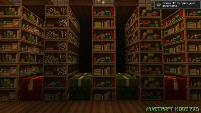 Новогодняя Сборка текстур скриншот