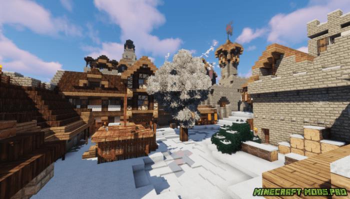 Зимние Текстуры скриншот