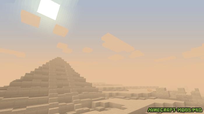 скрин Мод Атум 2: Возвращение в Пески