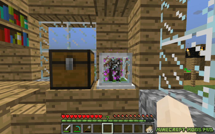скрин Мод Tiny Mob Farm