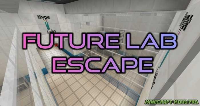 Карта Головоломка Побег с Лаборатории
