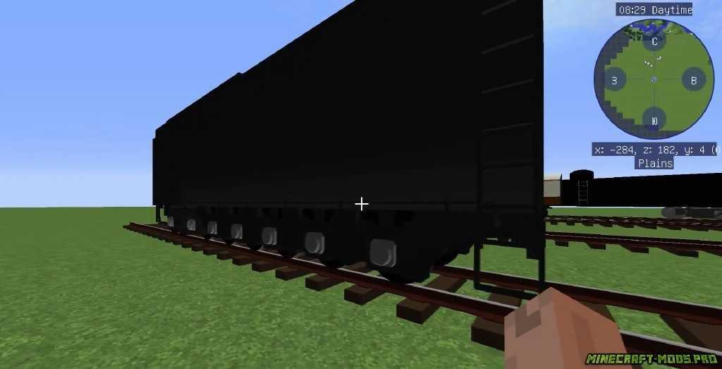 фотка Мод Поезда и ЖД