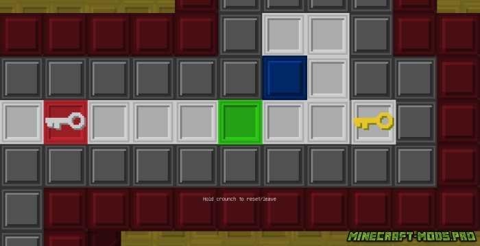 Карта Головоломка Locked