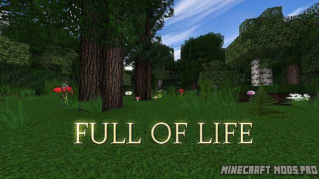Текстуры full of life