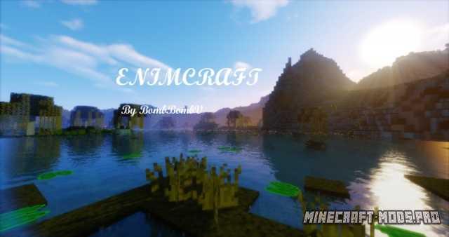 Ресурспак ENIMCRAFT