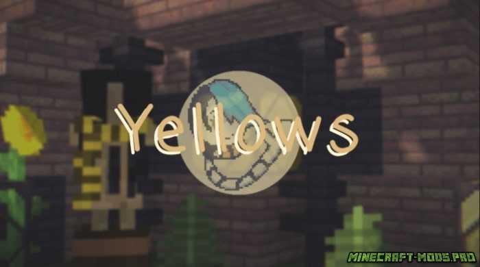 ТекстурПак Yellows  ×32