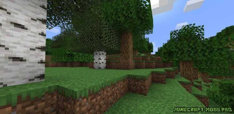 скриншот фото Мод Creeper Spores