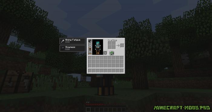 скриншот фото Мод Снаряжение для Дайвинга