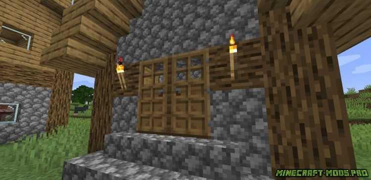 фото Мод Одновременное открытие Дверей, люков