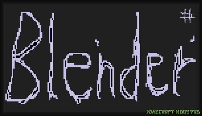 Хоррор Карта Ужасов Blender