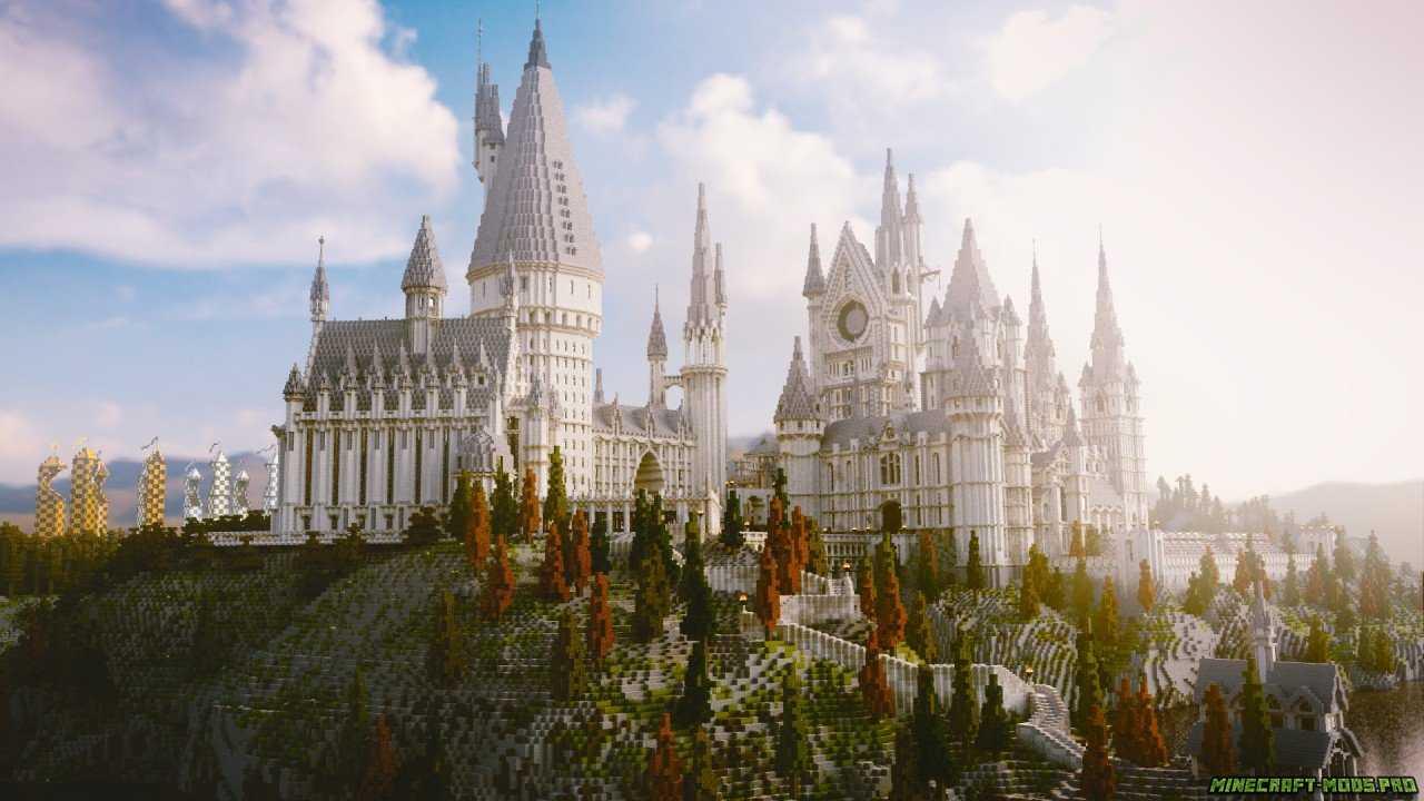 фото Карта Мир Гарри Поттера