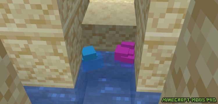 Мод Цветной Бетон Concrete Conversion скриншот