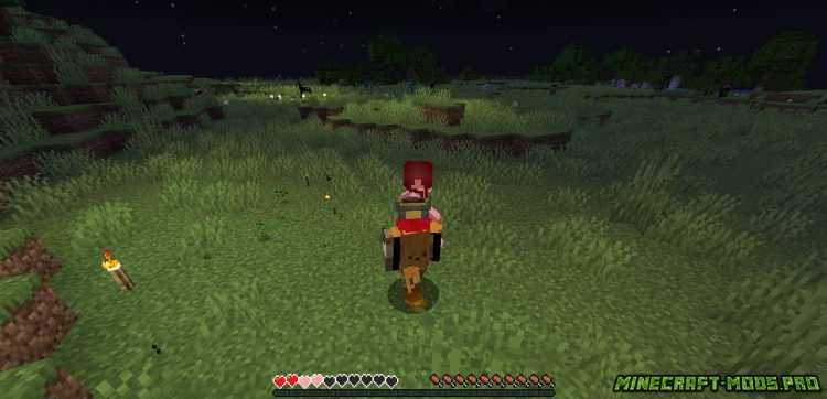 скриншот фото Мод Мобы с Фильмов Ужасов