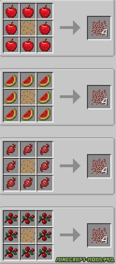 Мод Вегетарианский путь скриншот