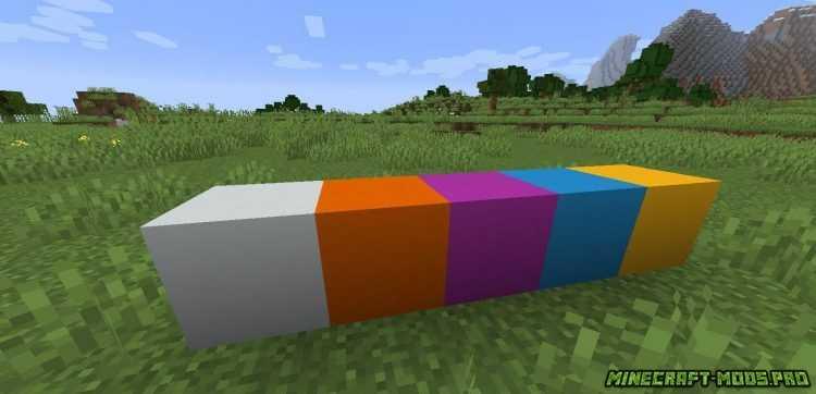 фотка Мод Цветной Бетон Concrete Conversion