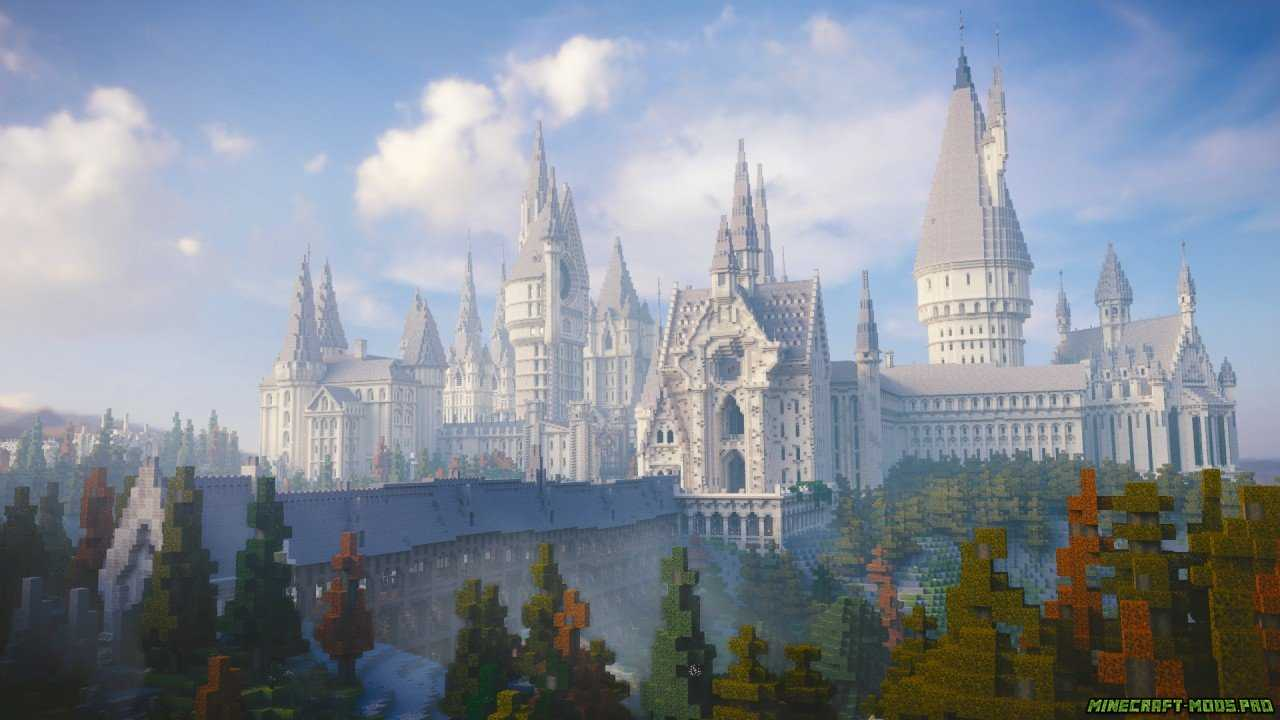 картинка Карта Мир Гарри Поттера