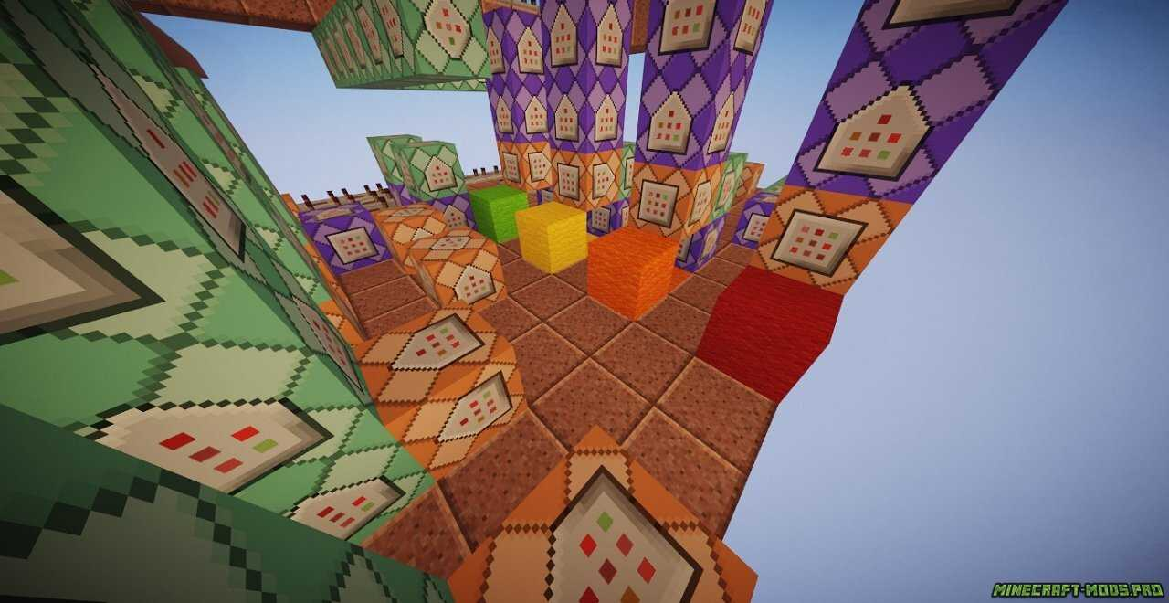 скрин Карта Игры Бесконечности