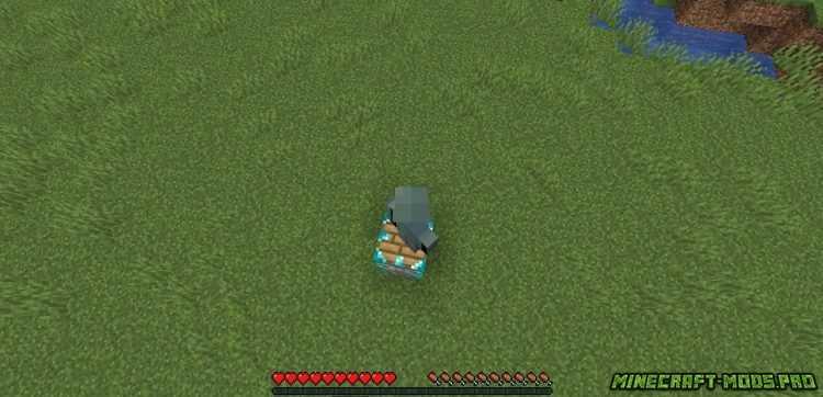 фотка Мод Блок Батут Launchers