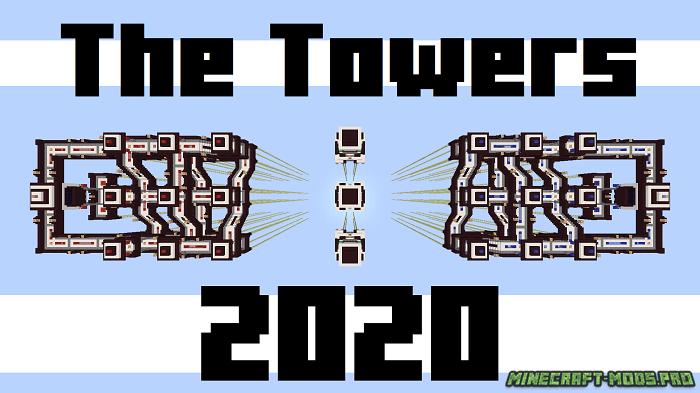 Карта PvP Башни 2020