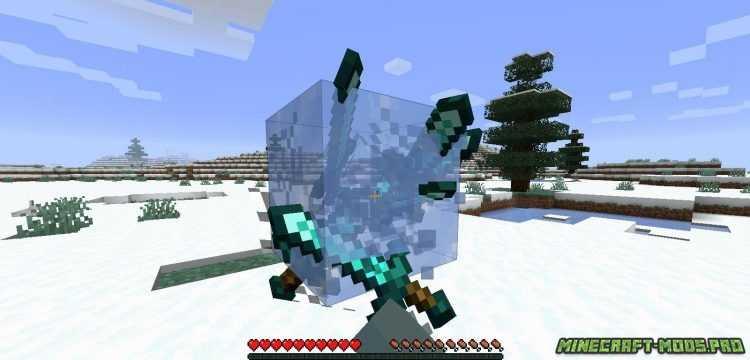 фотка Мод Rare IceРедкий Лед